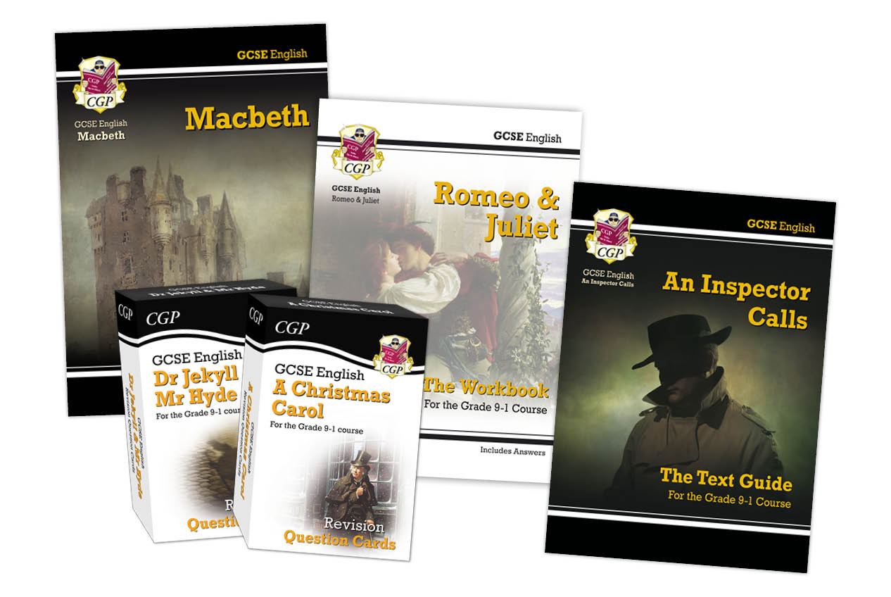 GCSE English Text Guides