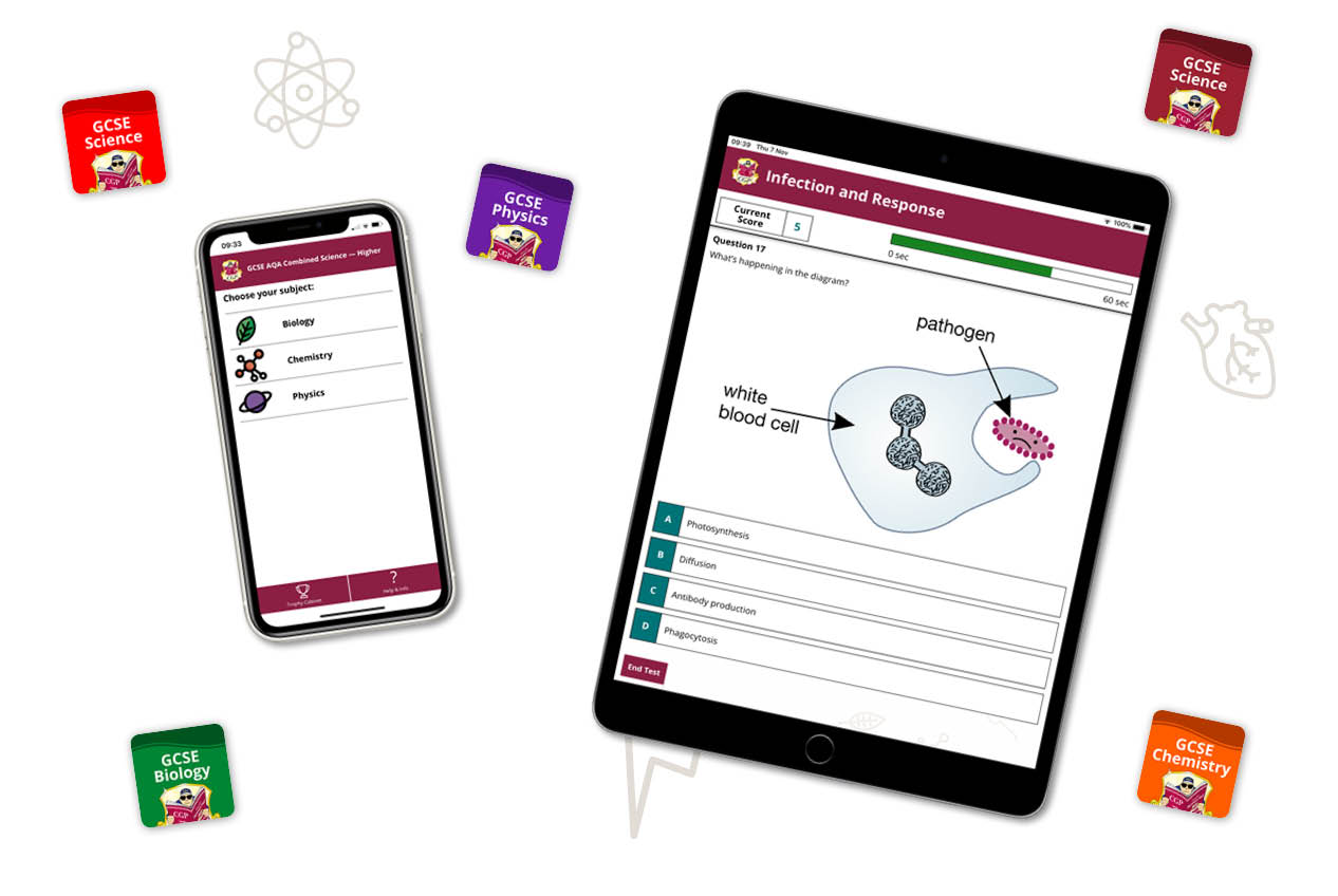 New GCSE Science Apps!