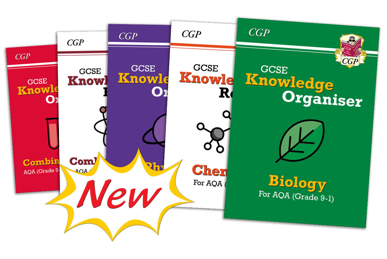 New Knowledge Organisers