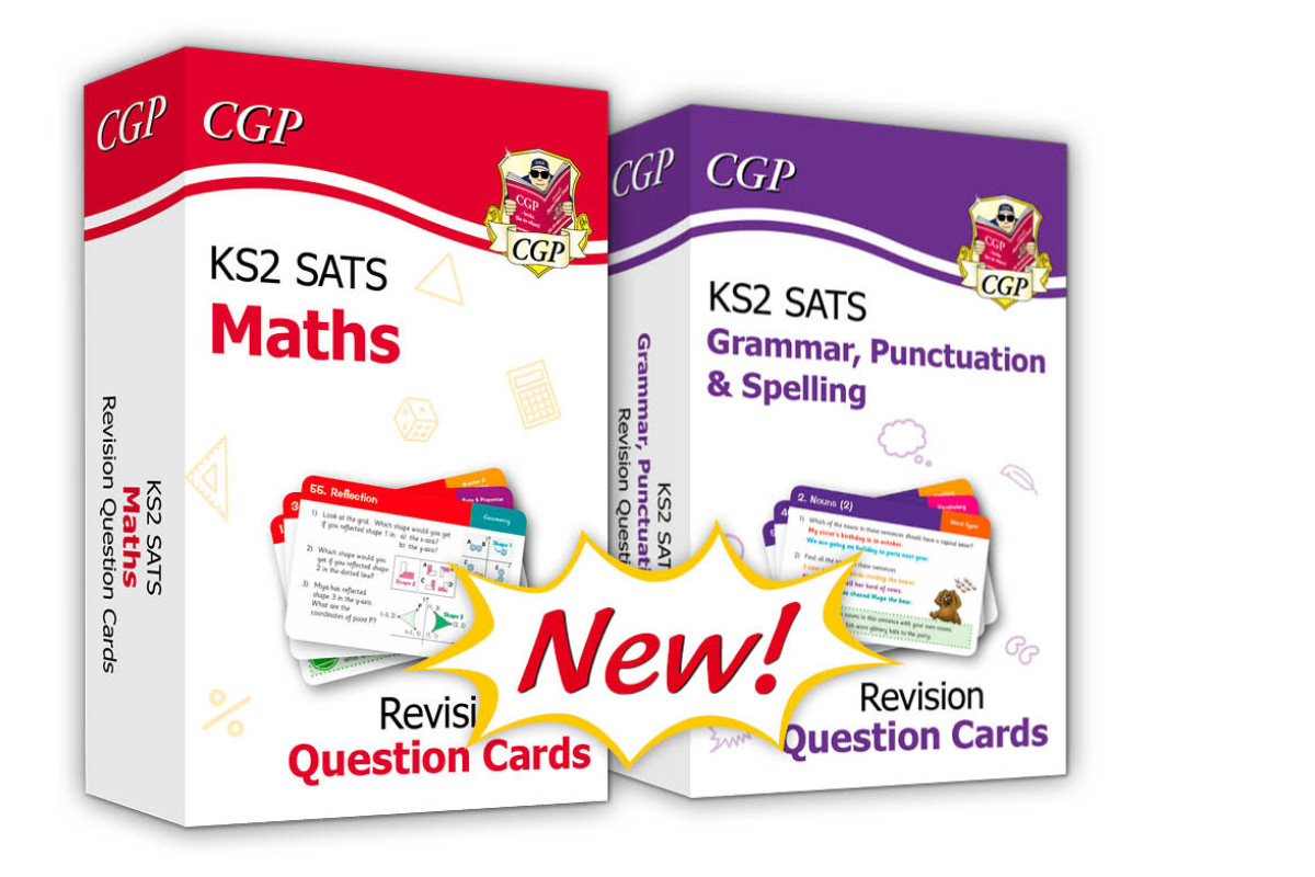 Fun and fast KS2 Revision Cards