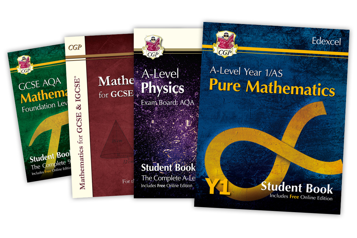 Student Books & Textbooks for the new school year!