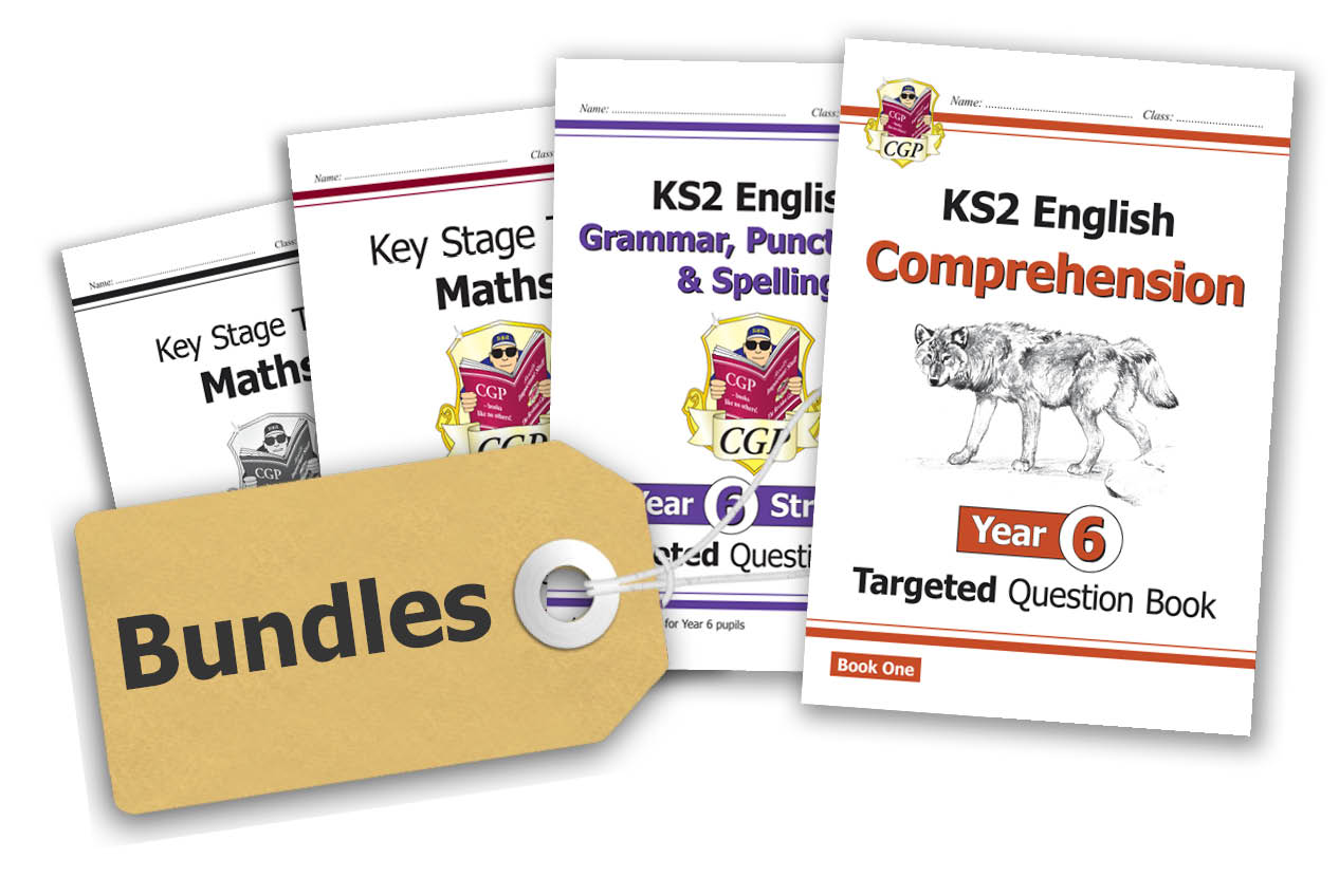 Primary Home Learning Bundles