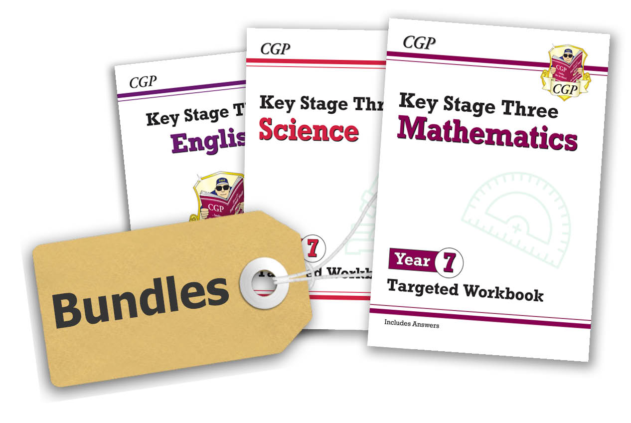Secondary Home Learning Bundles