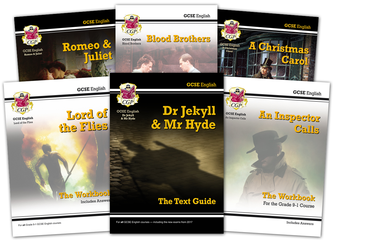 Bestselling GCSE Text Guides