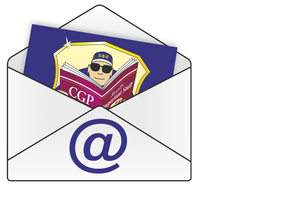 Sign up for CGP emails
