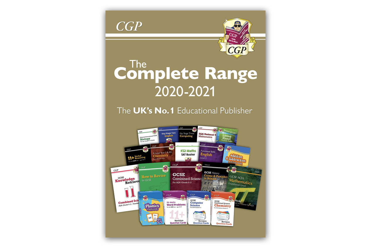 Complete Range Catalogue