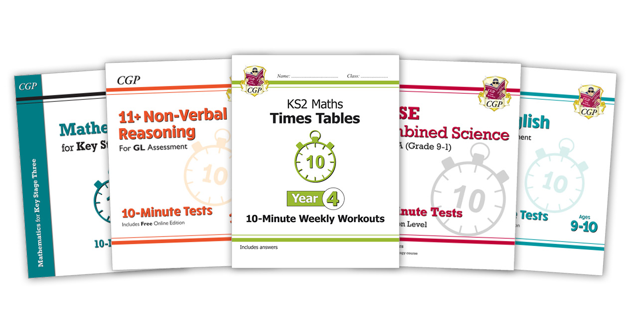 CGP's 10-Minute Tests