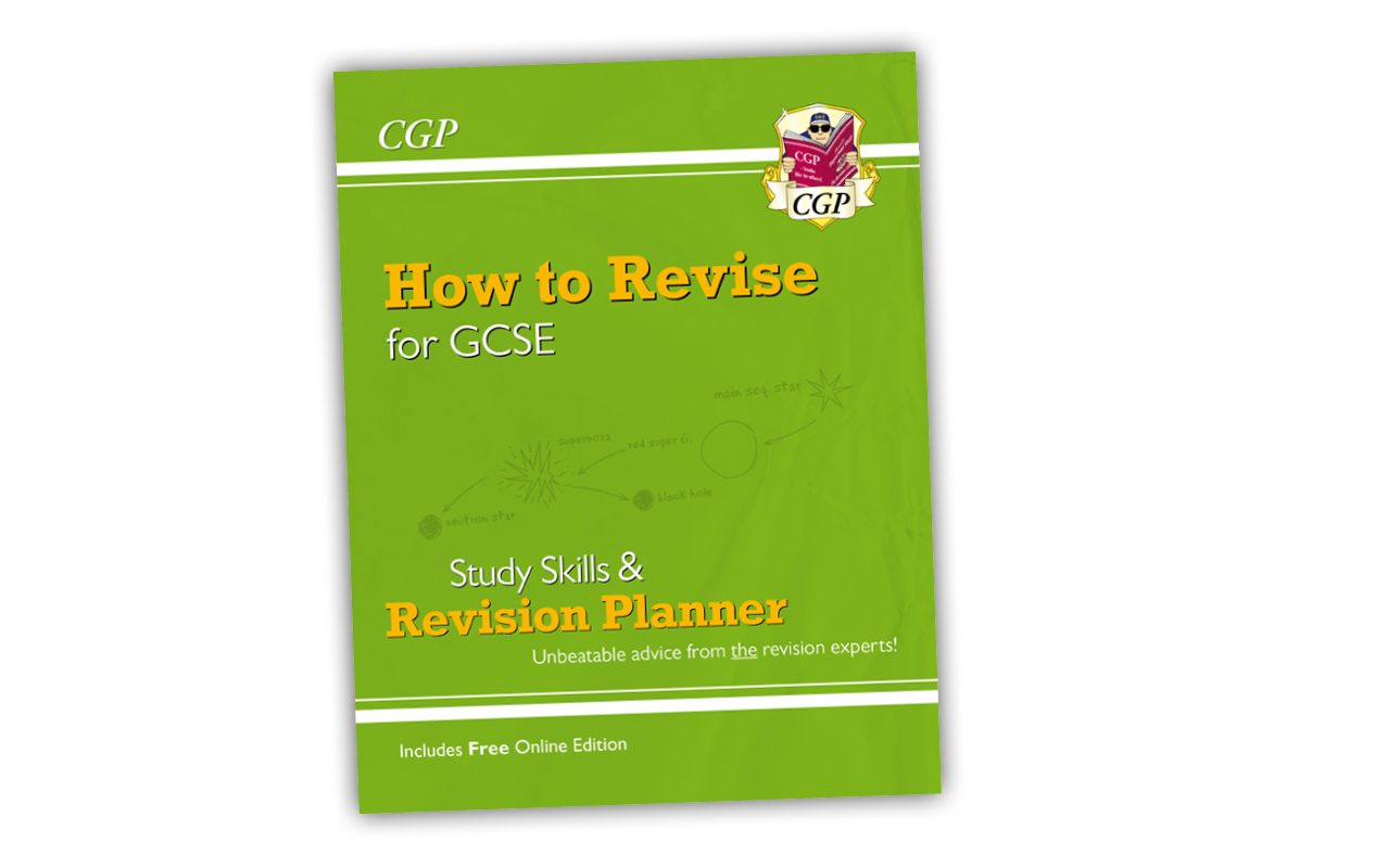 17 Essential Revision Tips | CGP Books