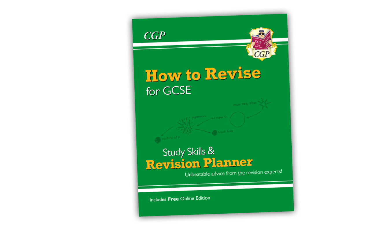 CGP's new How to Revise book