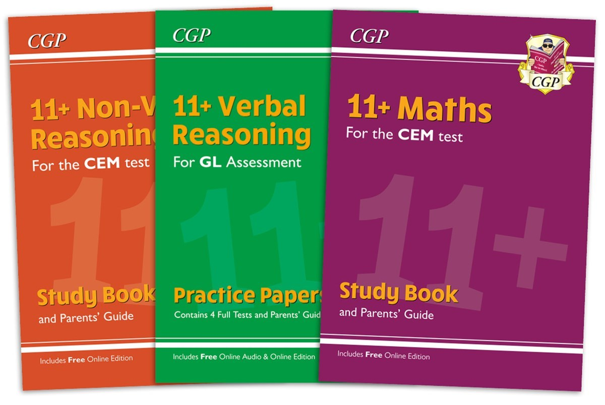 CGP on Kindle   CGP Books