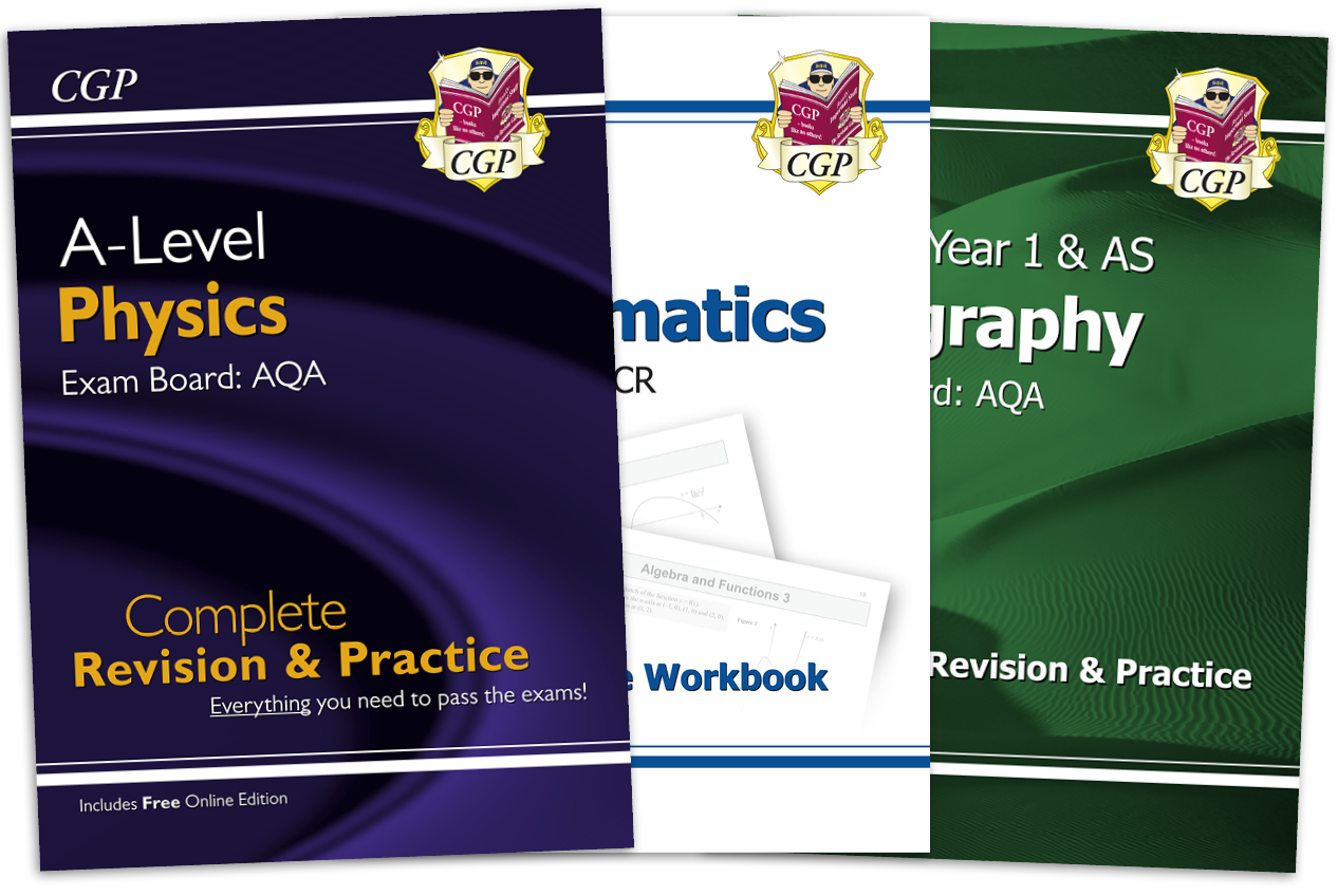 AS and A-Level Books on Kindle