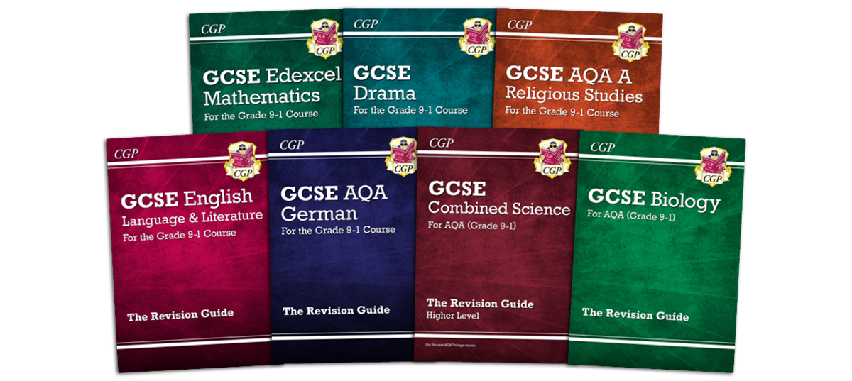 Online Editions & Digital Products | CGP Books