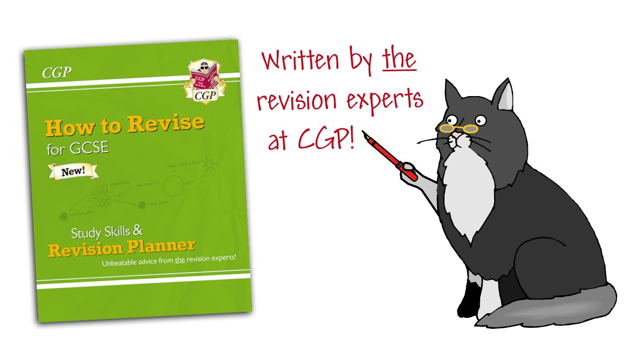 How to Revise for GCSE — from CGP!