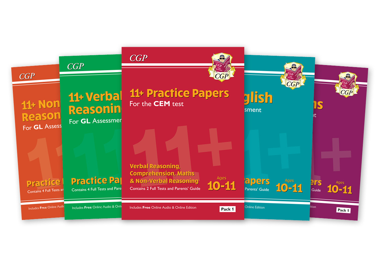 11+ Practice Papers