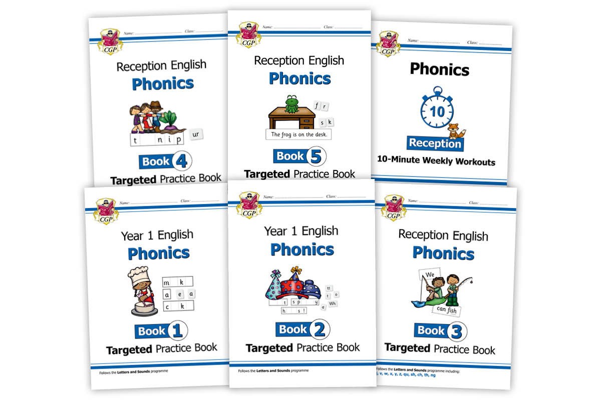 Essential Phonics Practice