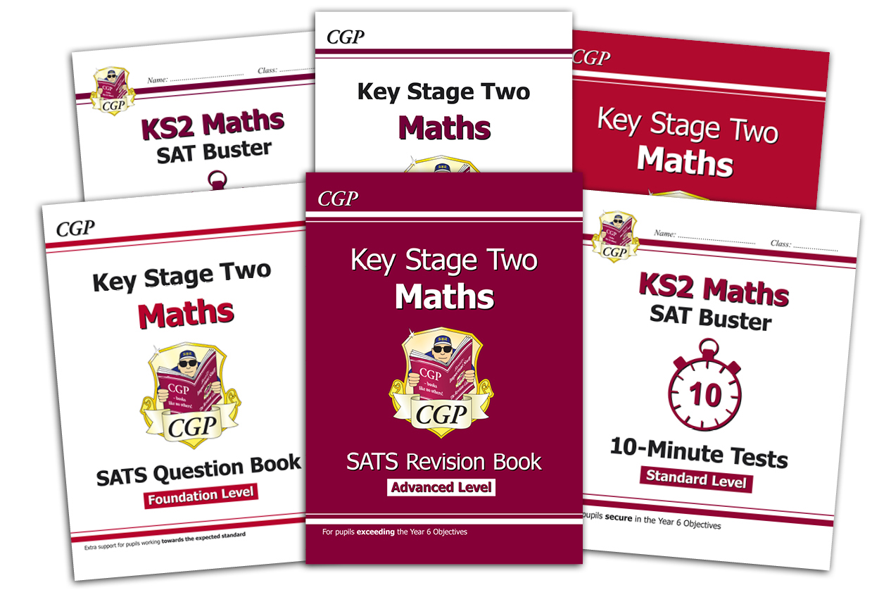 Maths Targeted SATS Revision Books