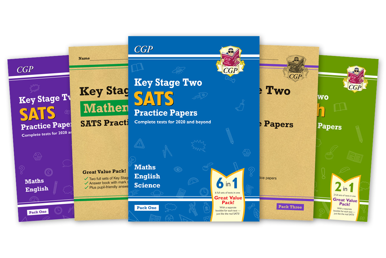 Unbeatable SATS Practice Papers