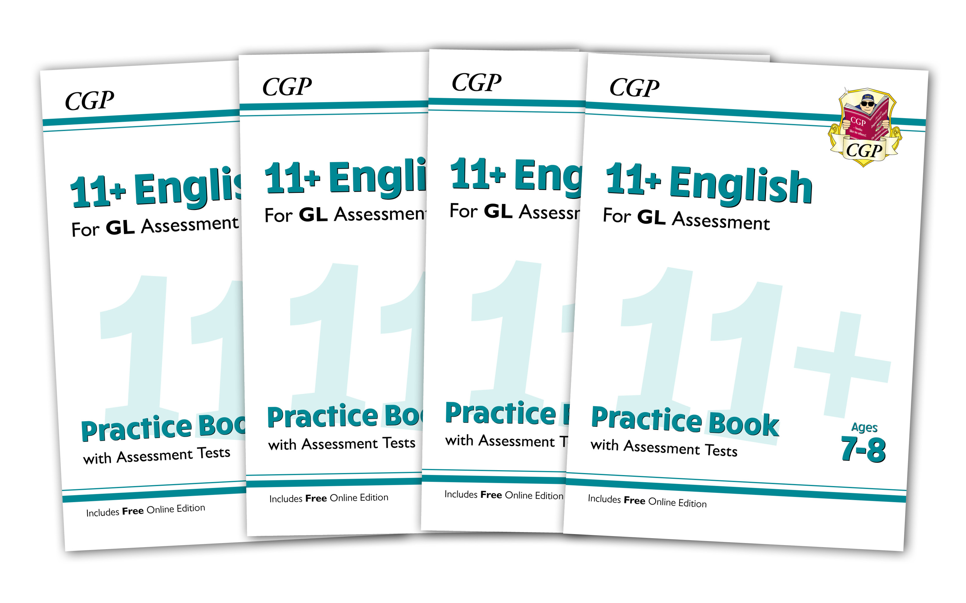 Free 11+ Multiple Choice Answer Sheets | CGP Books