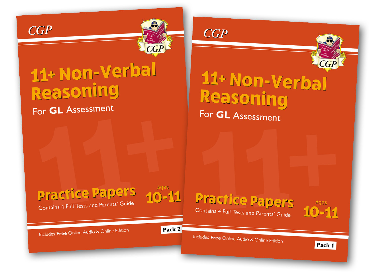 11 plus Non-Verbal Reasoning Practice Papers