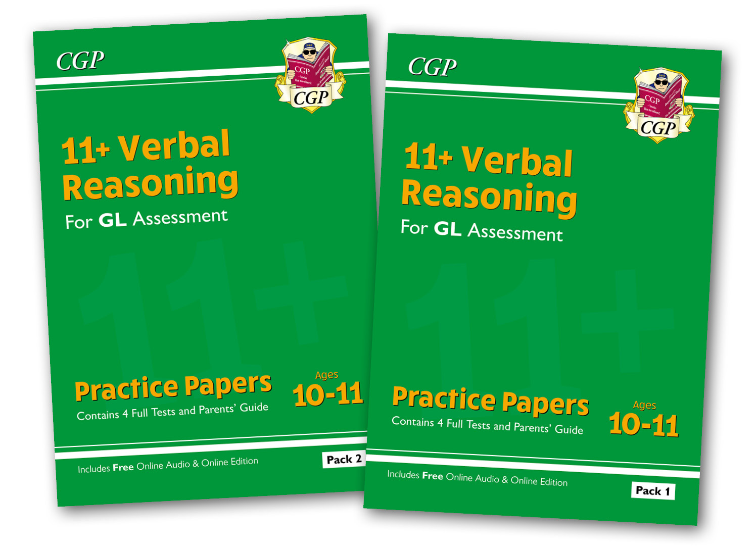 11 plus Verbal Reasoning Practice Papers