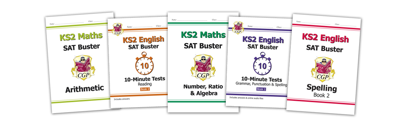 Free Primary SATS Resources | CGP Books