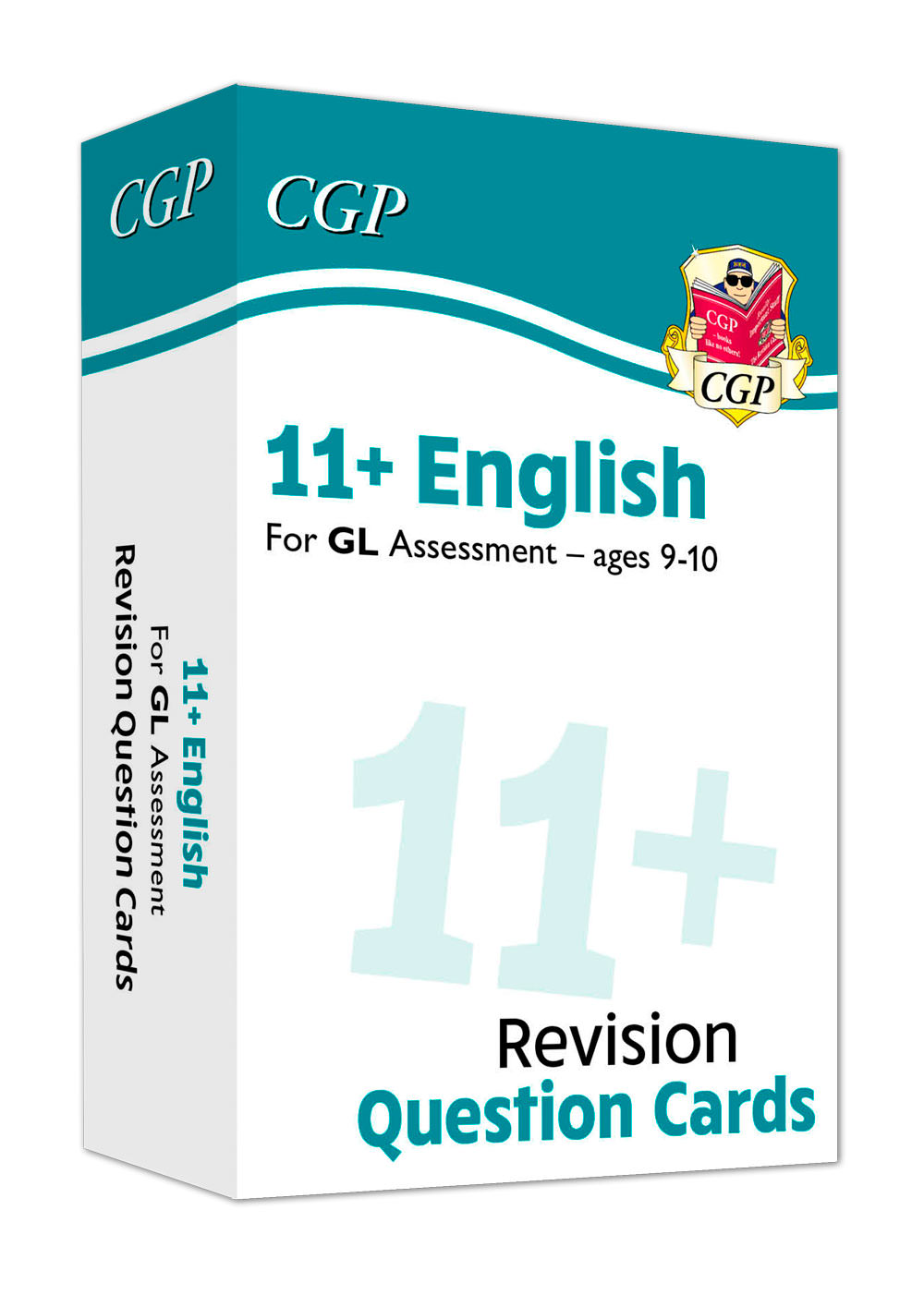 E5FE1 - New 11+ GL Revision Question Cards: English - Ages 9-10