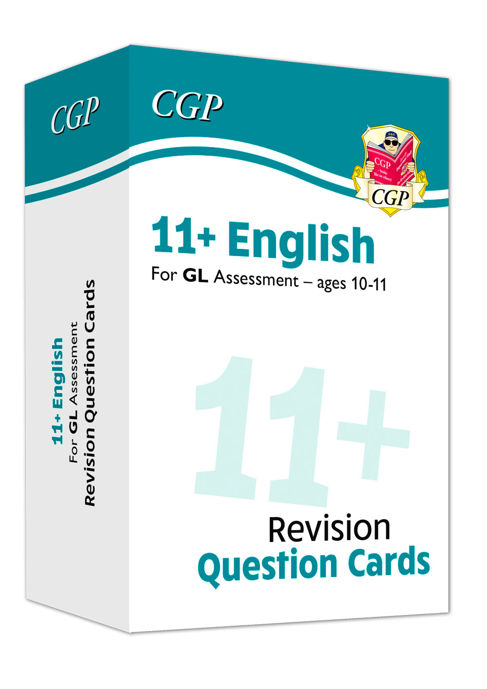 E6FE1 - New 11+ GL English Practice Question Cards - Ages 10-11