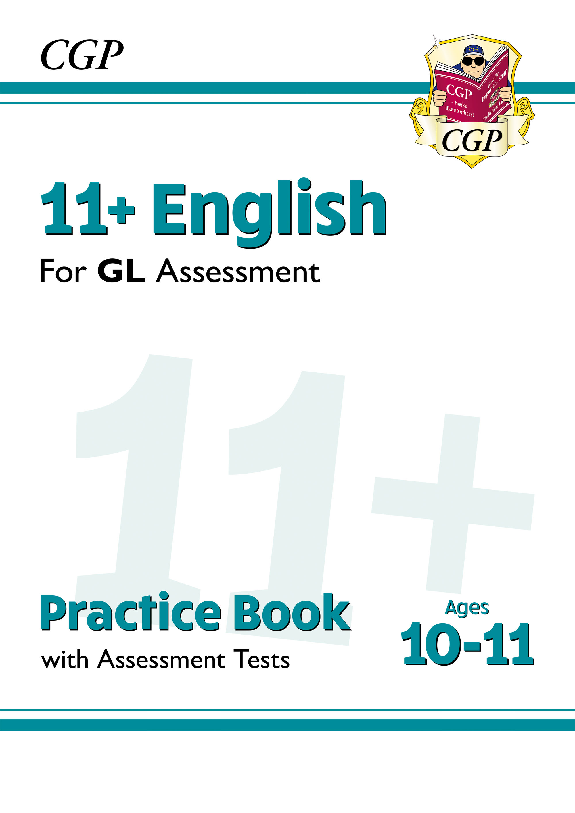 E6QE2DK - New 11+ GL English Practice Book & Assessment Tests - Ages 10-11 (with Online Edition)