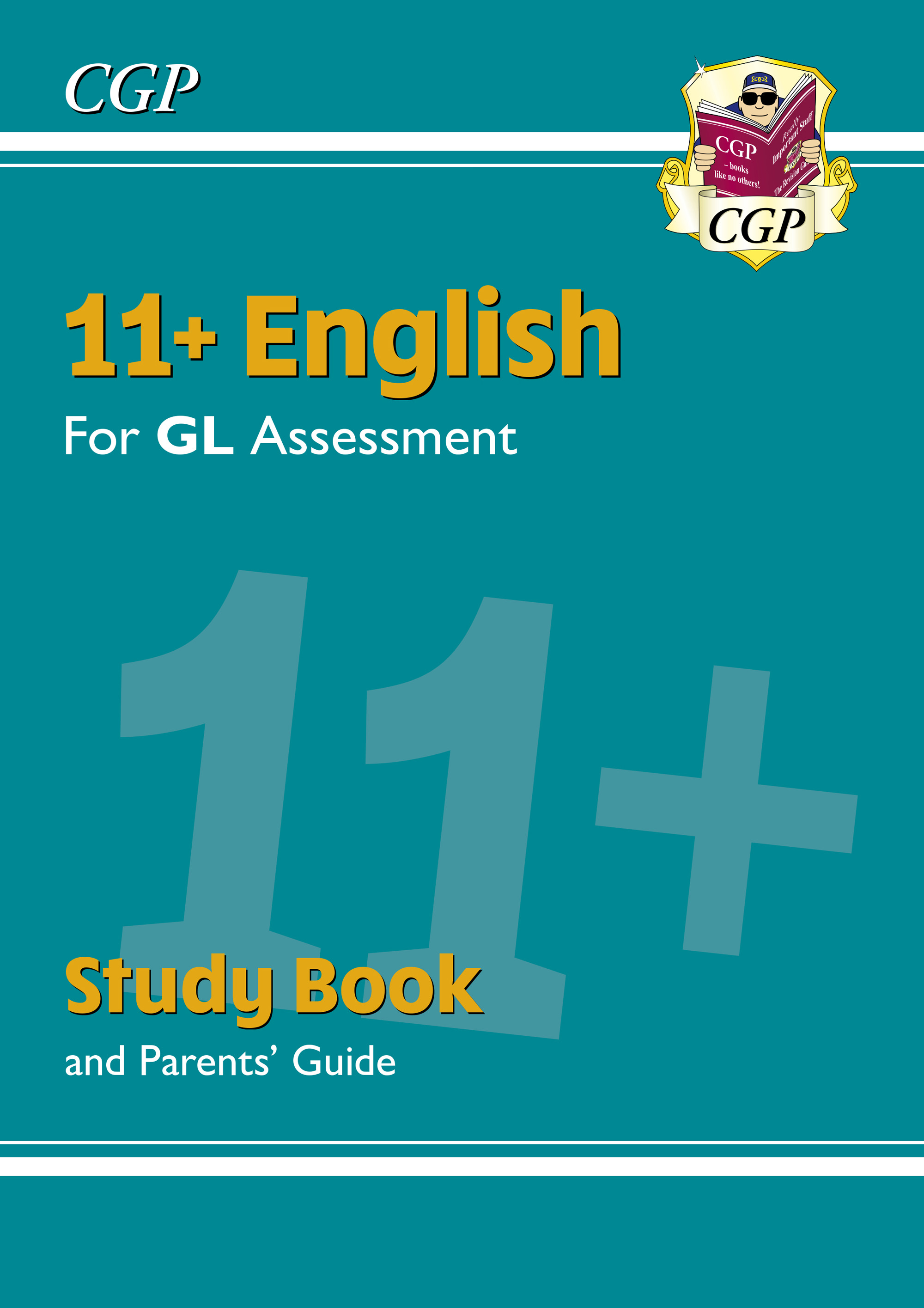 EHRE2DK - New 11+ GL English Study Book (with Parents' Guide & Online Edition)