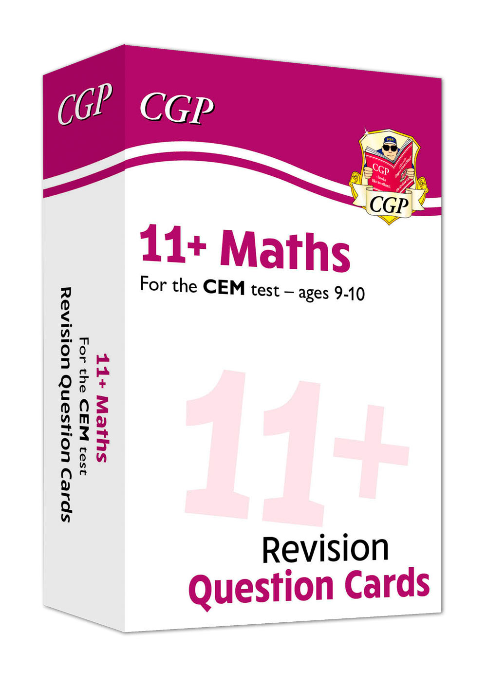 M5FDE1 - New 11+ CEM Revision Question Cards: Maths - Ages 9-10