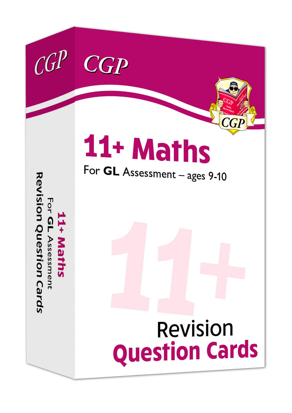 M5FE1 - New 11+ GL Revision Question Cards: Maths - Ages 9-10