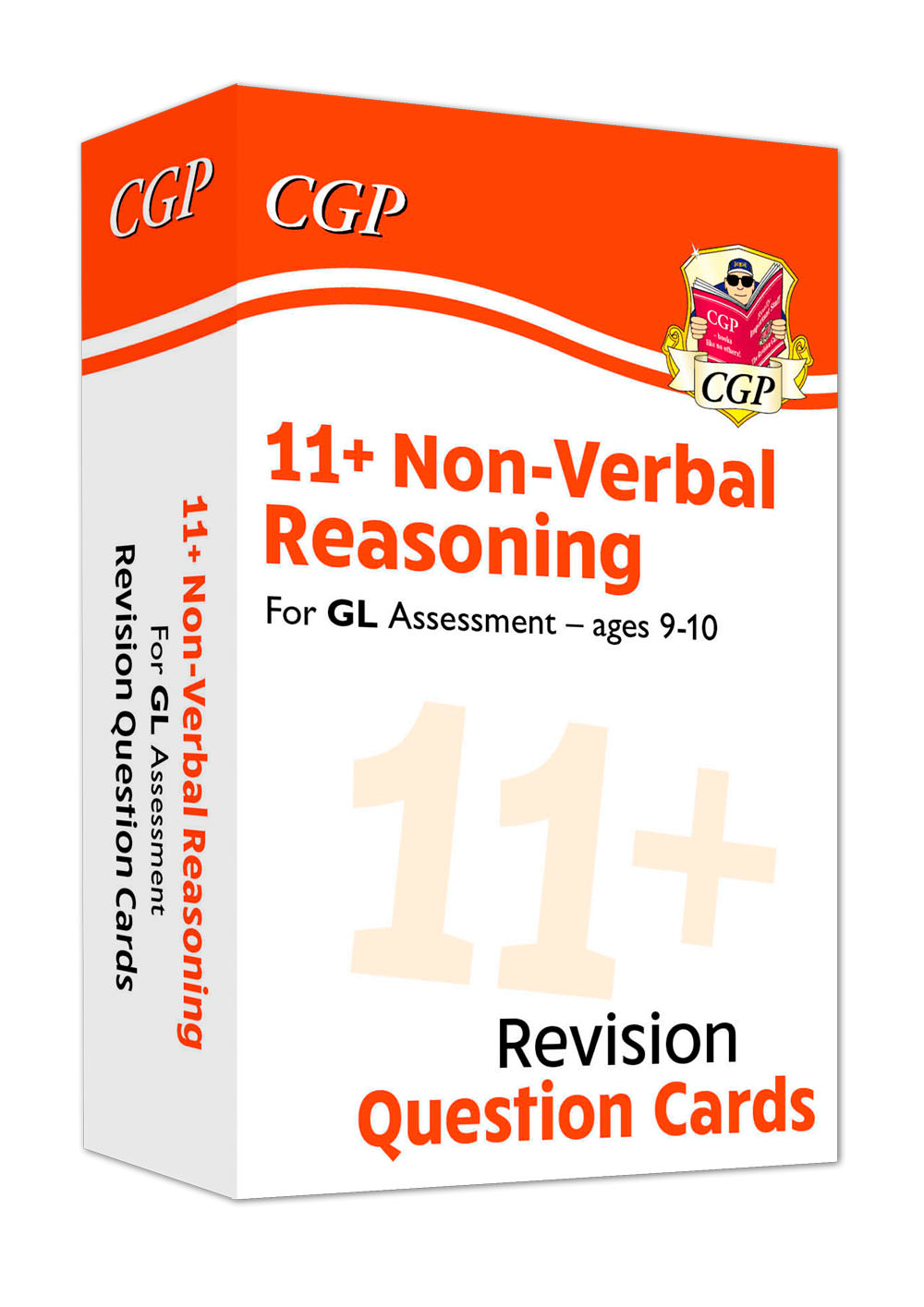 N5FE1 - New 11+ GL Revision Question Cards: Non-Verbal Reasoning - Ages 9-10