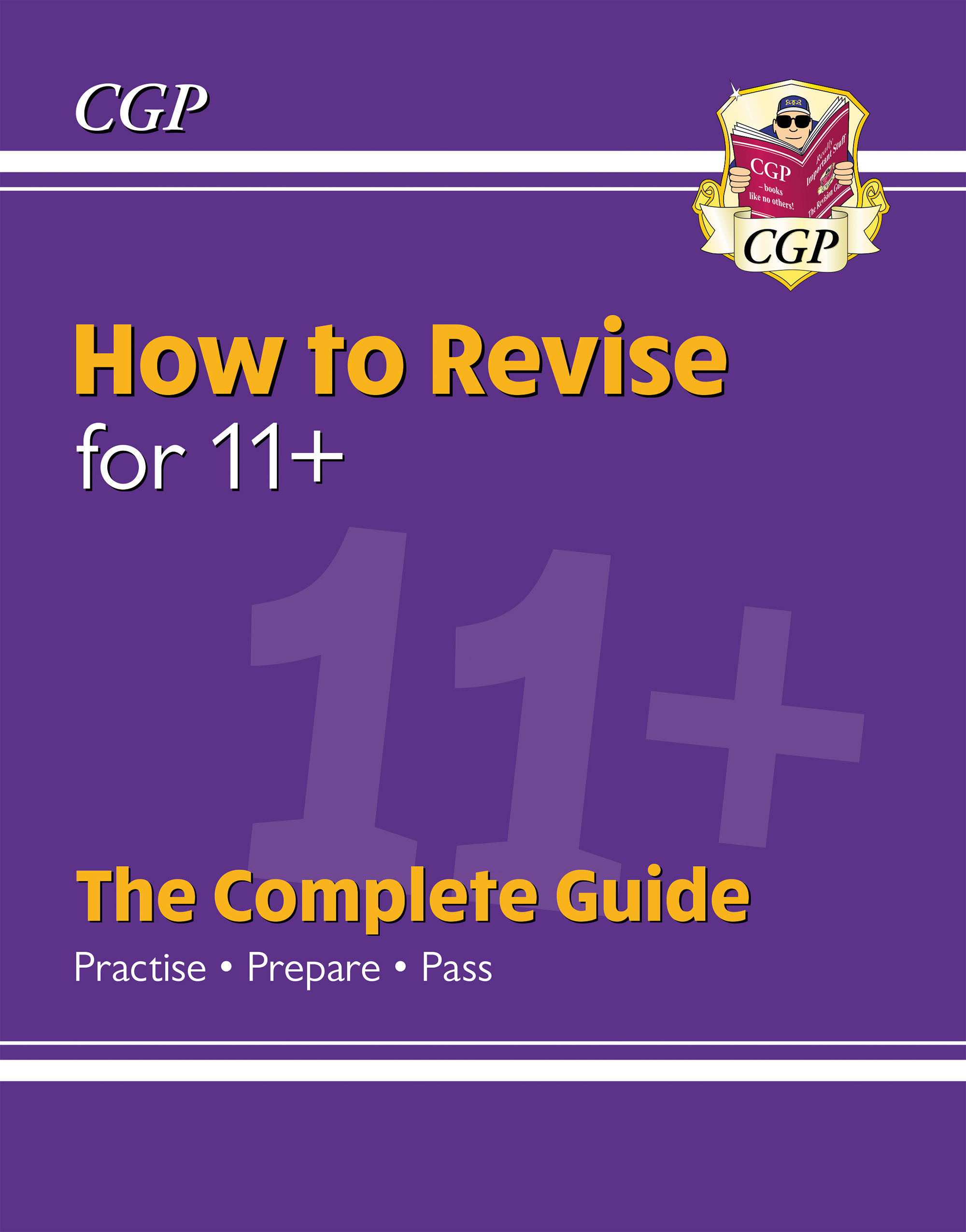 XHRE1DK - New How to Revise for 11+: The Complete Guide