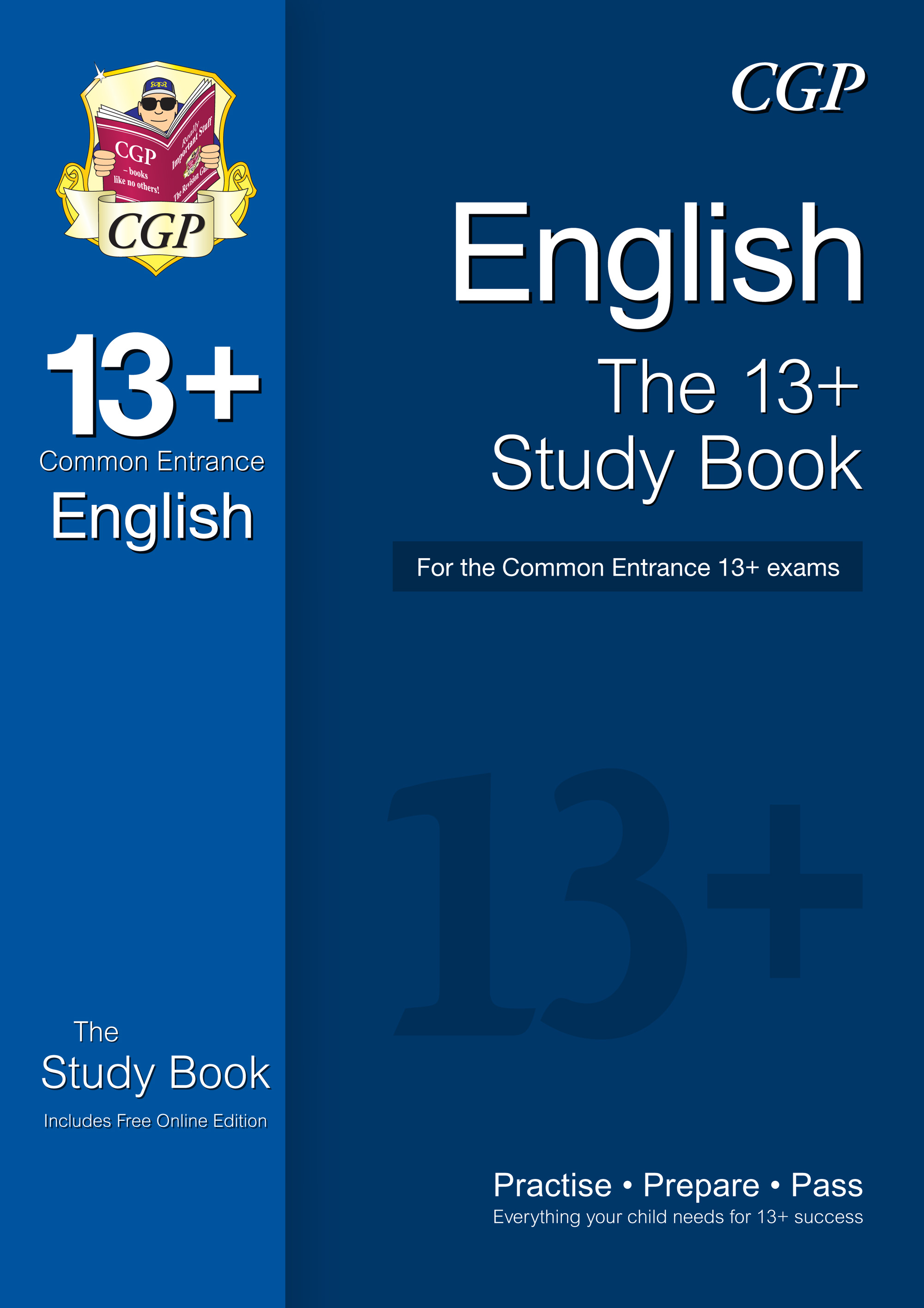 EIRT2D - The 13+ English Study Book for the Common Entrance Exams Online Edition