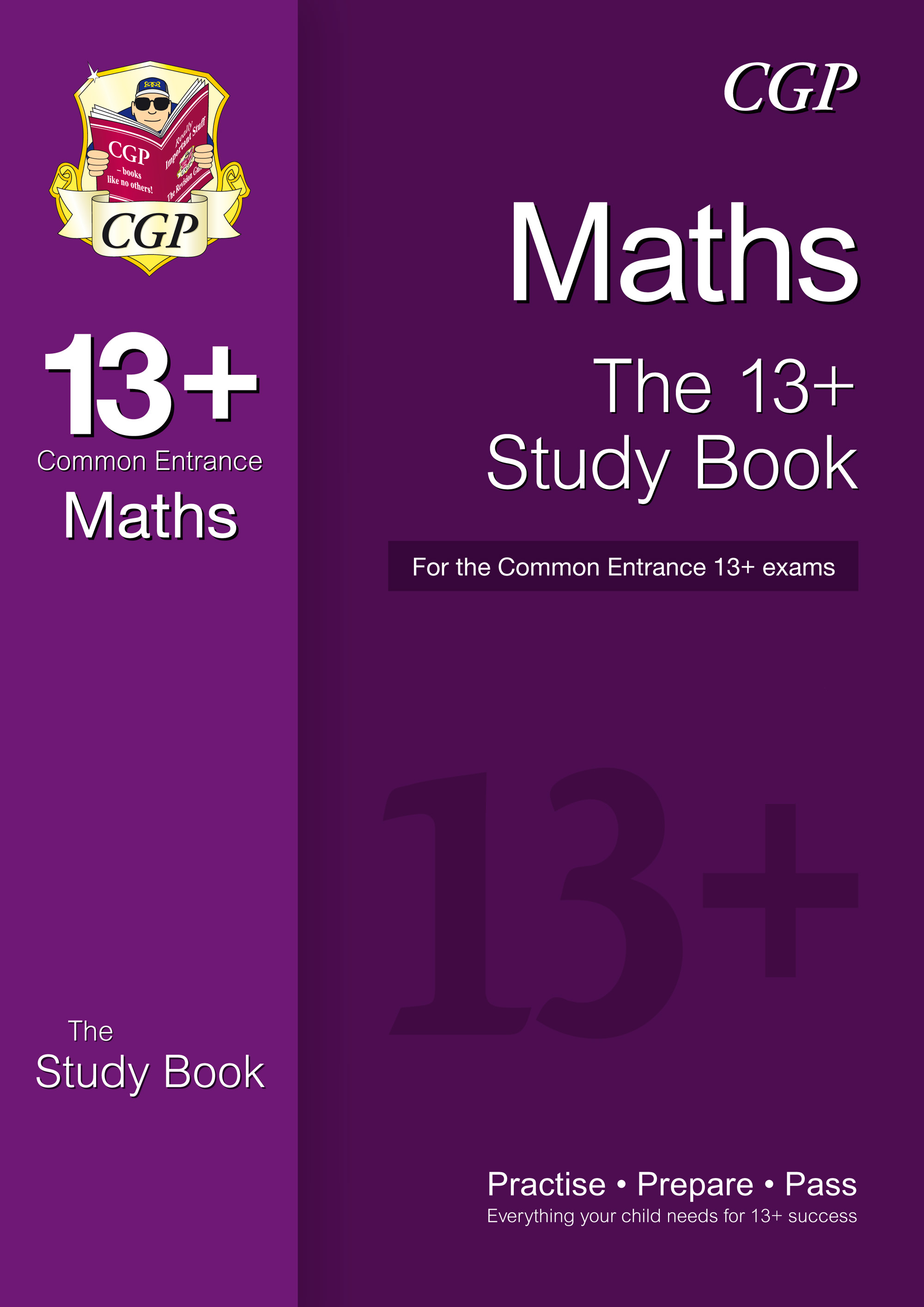 MIRT3 - New 13+ Maths Study Book for the Common Entrance Exams