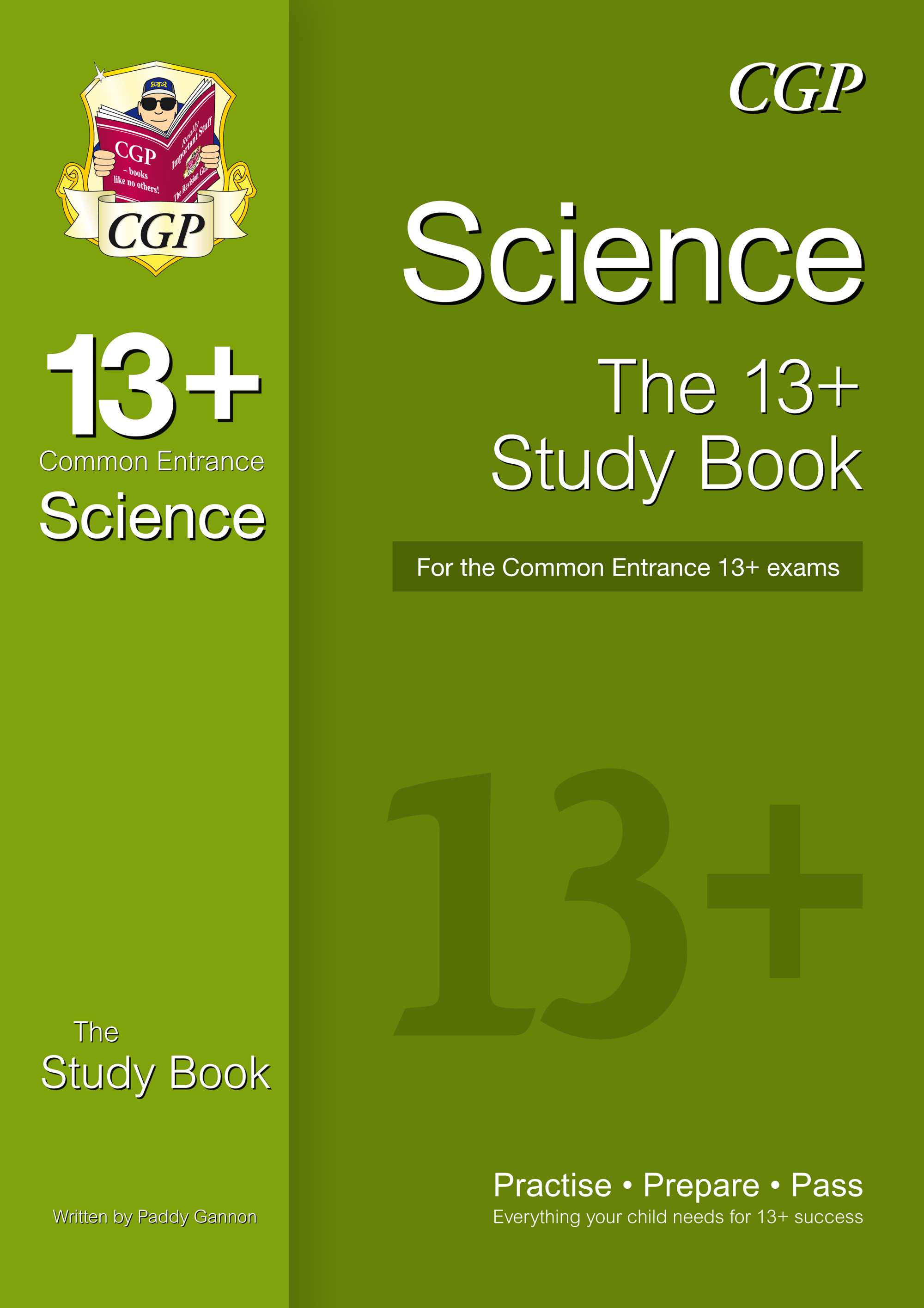 SIRT3 - New 13+ Science Study Book for the Common Entrance Exams