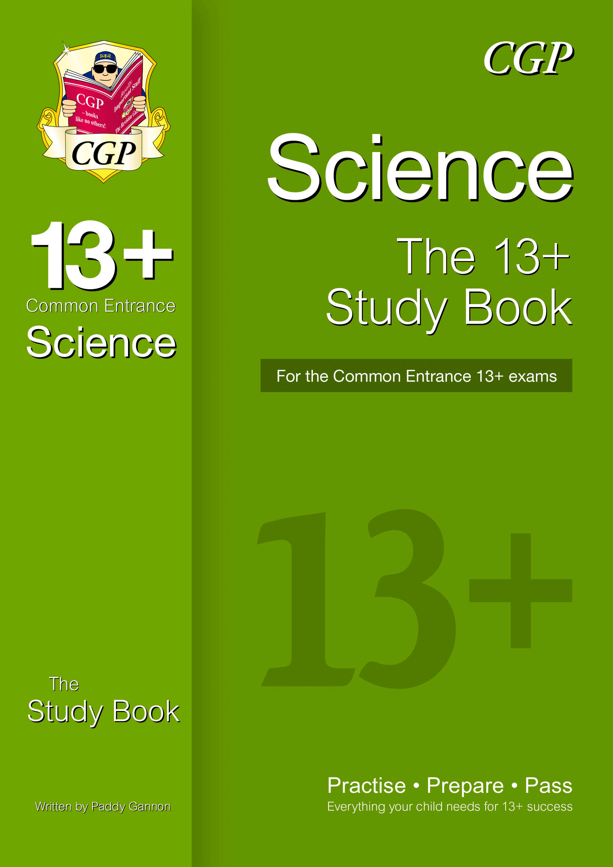 SIRT3DK - New 13+ Science Study Book for the Common Entrance Exams