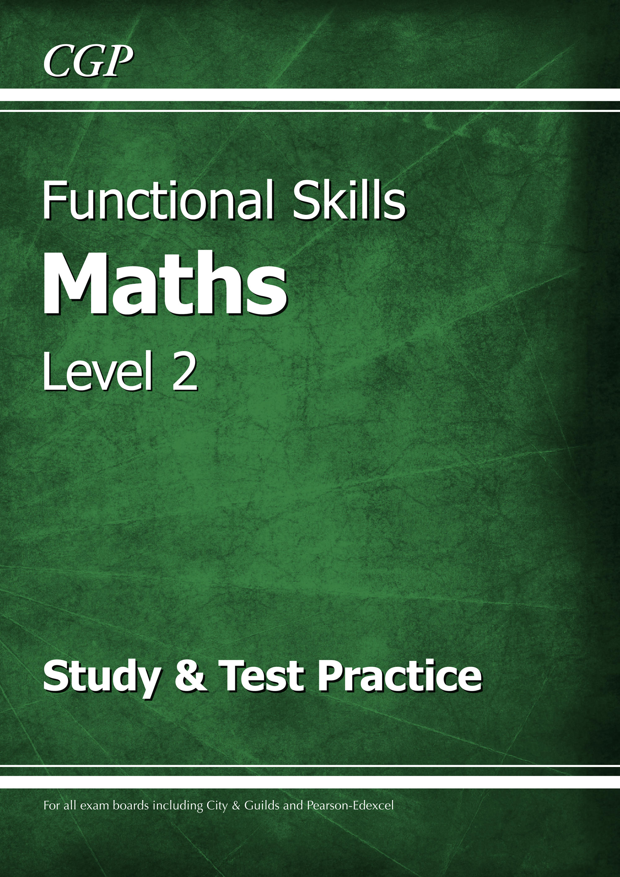 M2SRA2 - Functional Skills Maths Level 2 - Study & Test Practice
