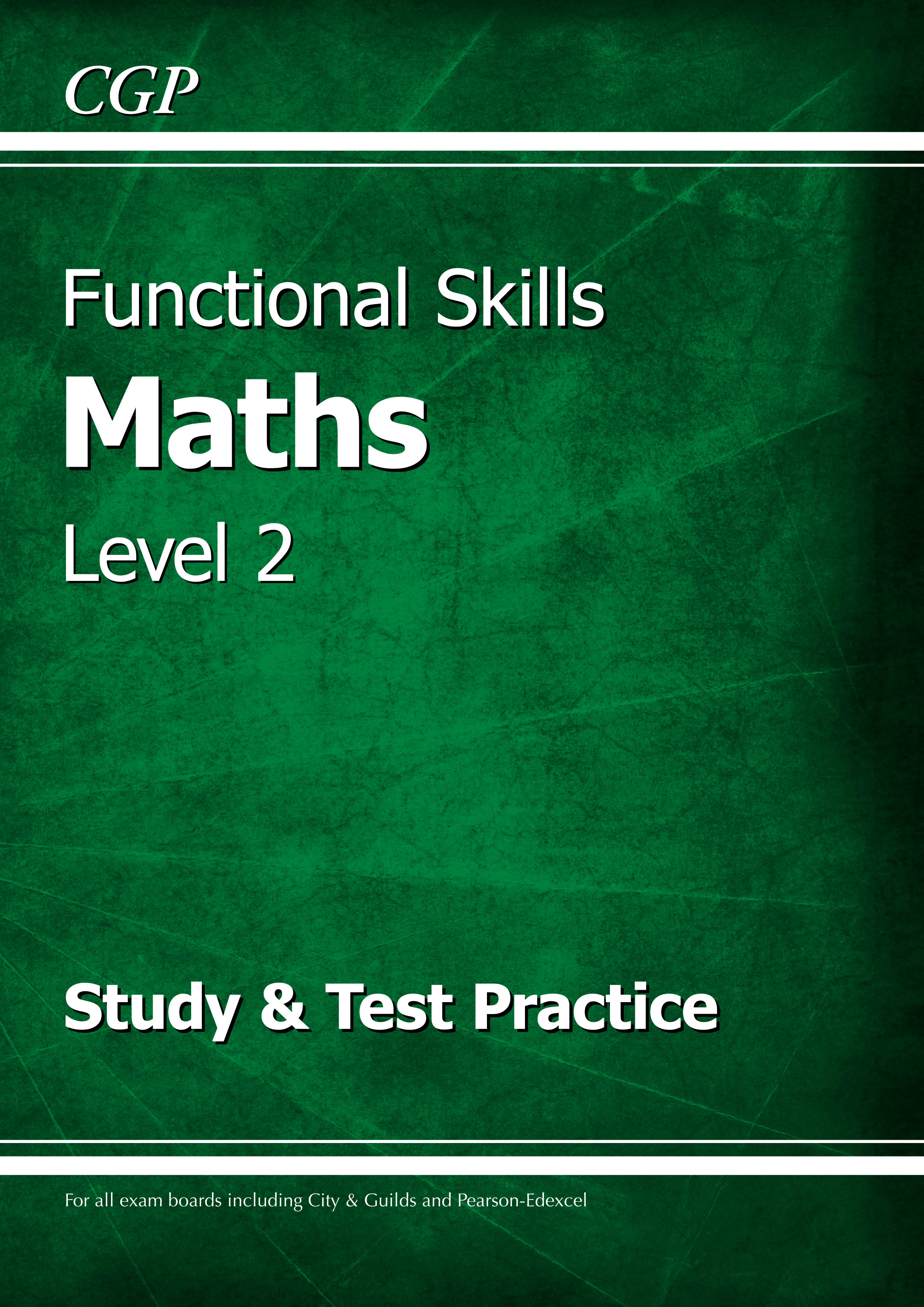 M2SRA2DK - Functional Skills Maths Level 2 - Study & Test Practice