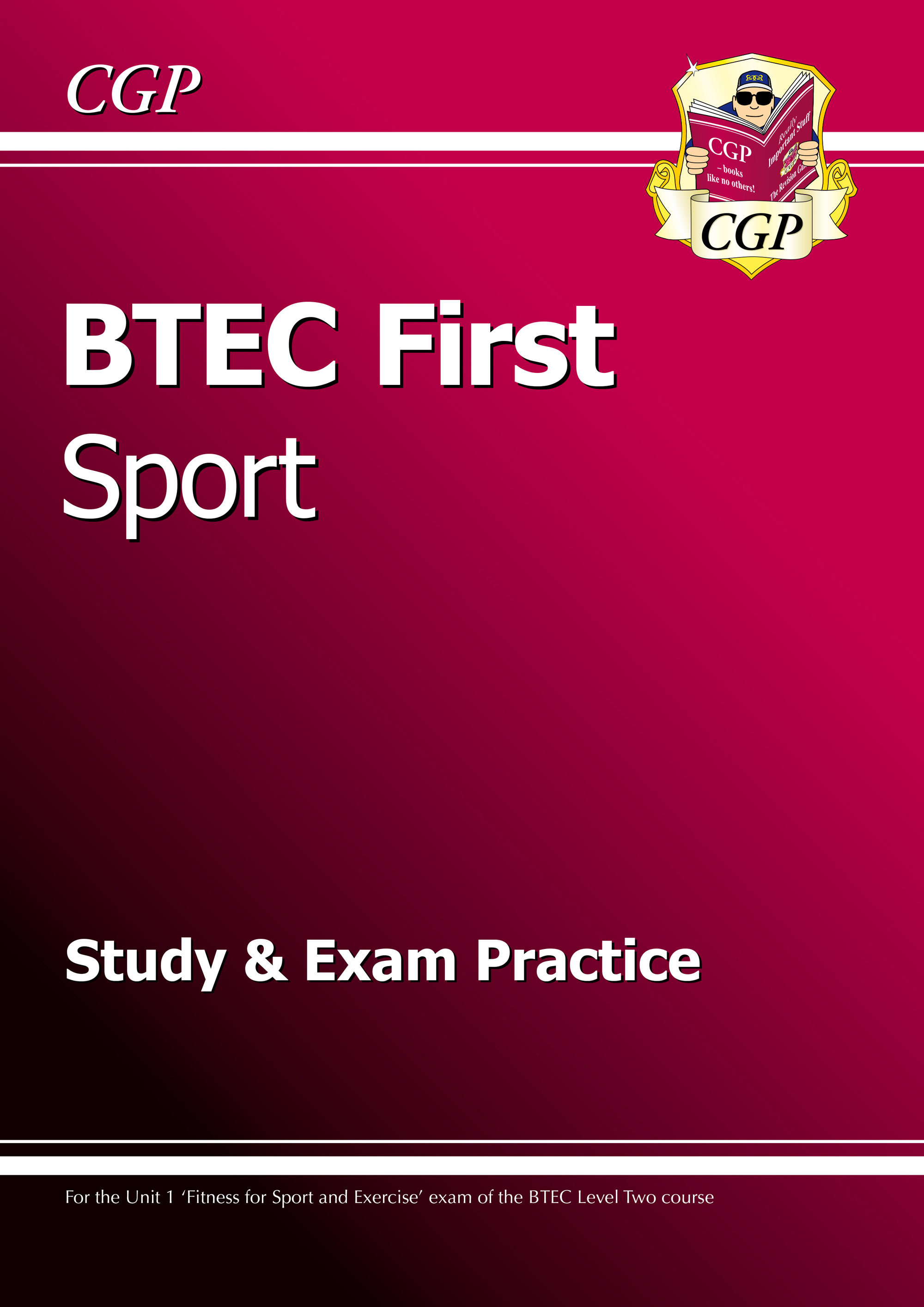 JERB1D - BTEC First in Sport - Study & Exam Practice (Digital Edition)