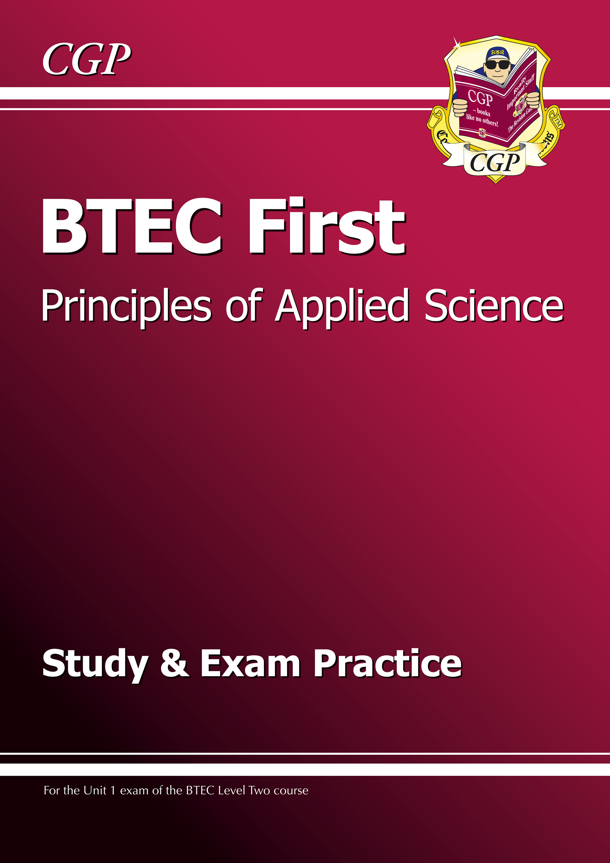 SEARB1 - BTEC First in Principles of Applied Science Study & Exam Practice