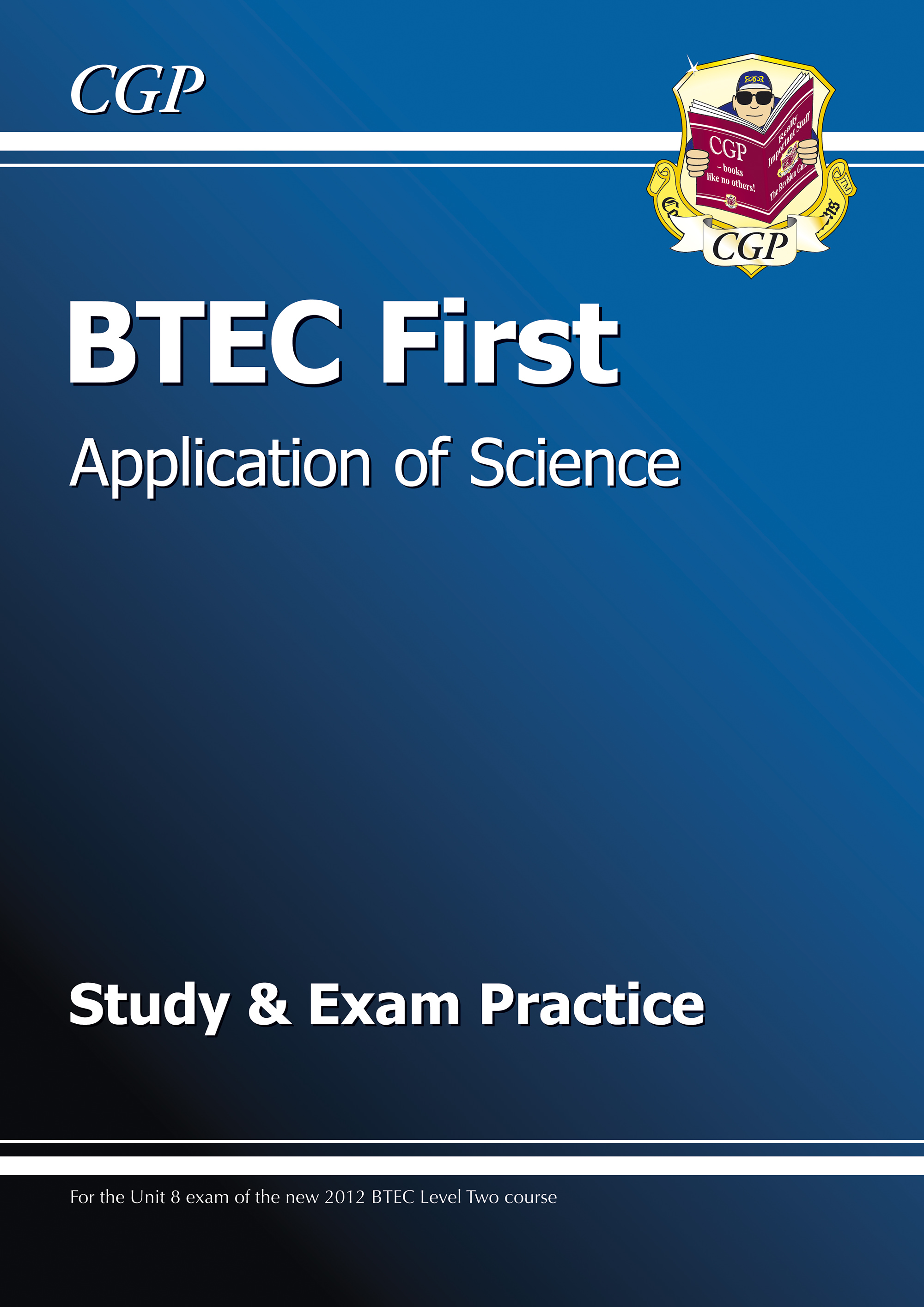 SERB1 - BTEC First in Application of Science Study & Exam Practice
