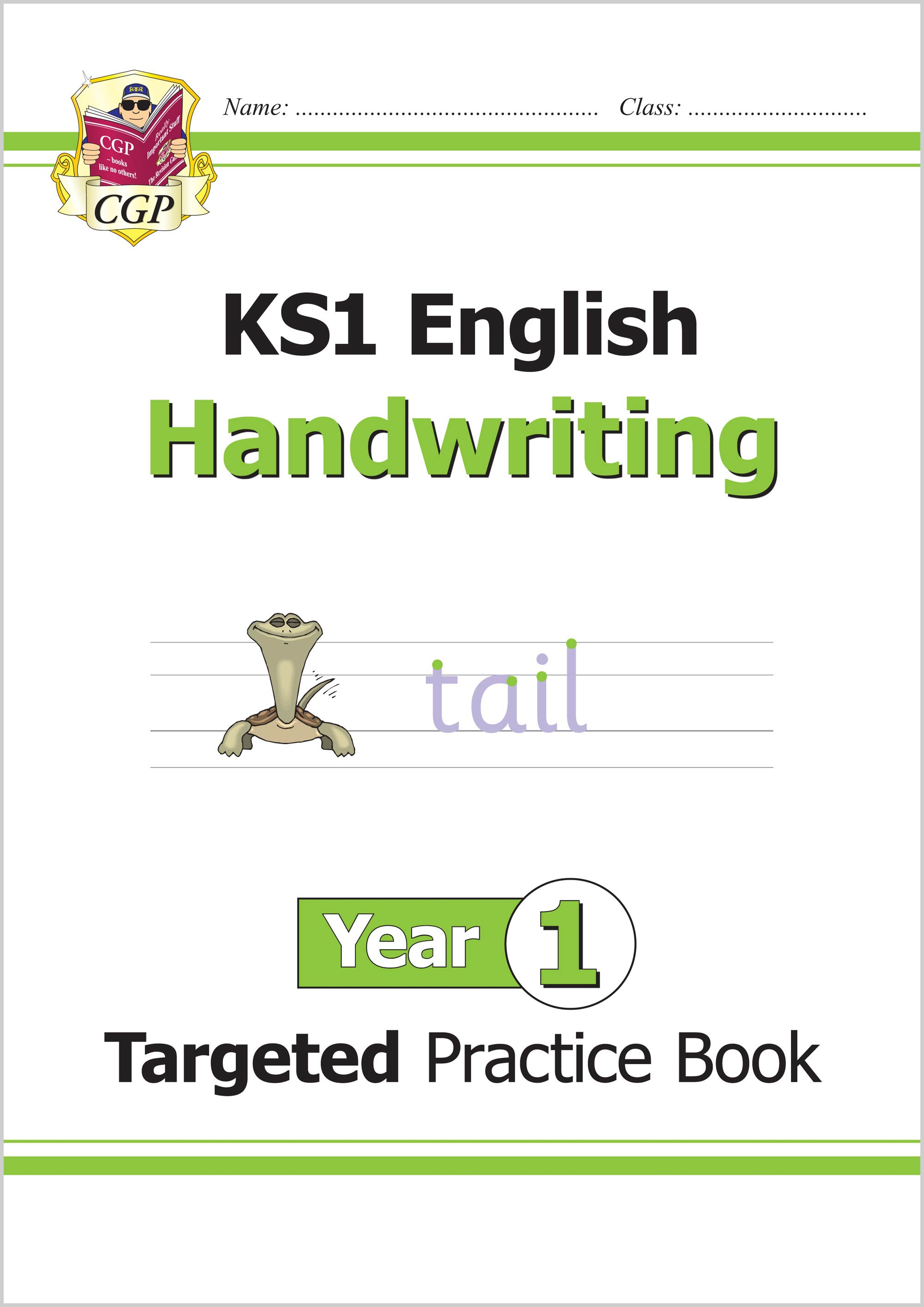 E1HHW12 - KS1 English Targeted Practice Book: Handwriting - Year 1