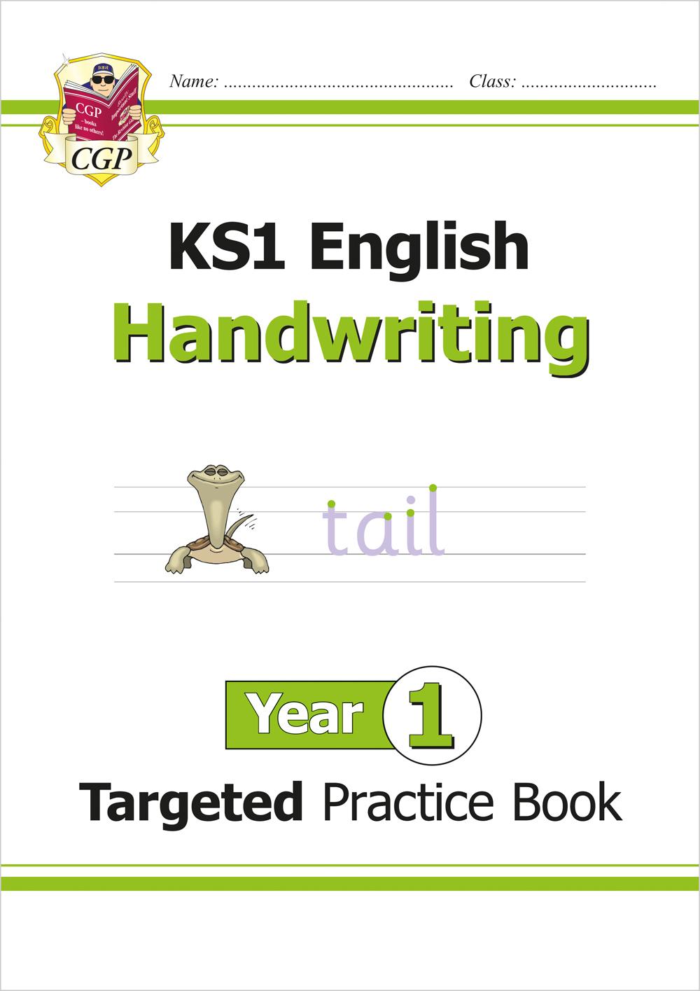 ks2 english targeted practice book handwriting year 4 cgp books. Black Bedroom Furniture Sets. Home Design Ideas