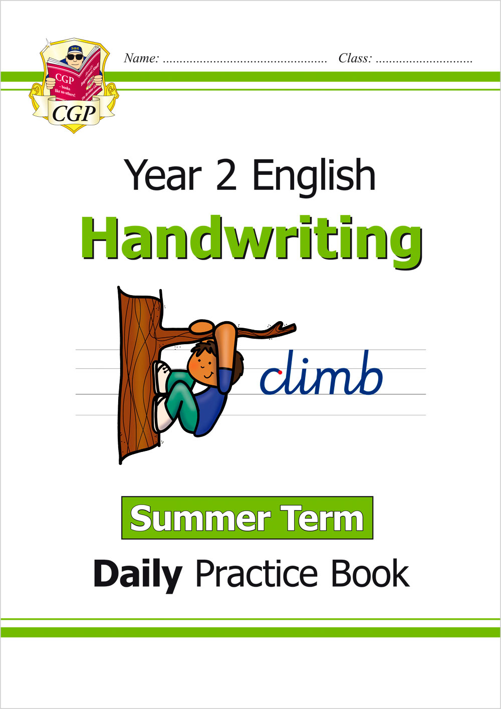 E2HWSU11 - New KS1 Handwriting Daily Practice Book: Year 2 - Summer Term