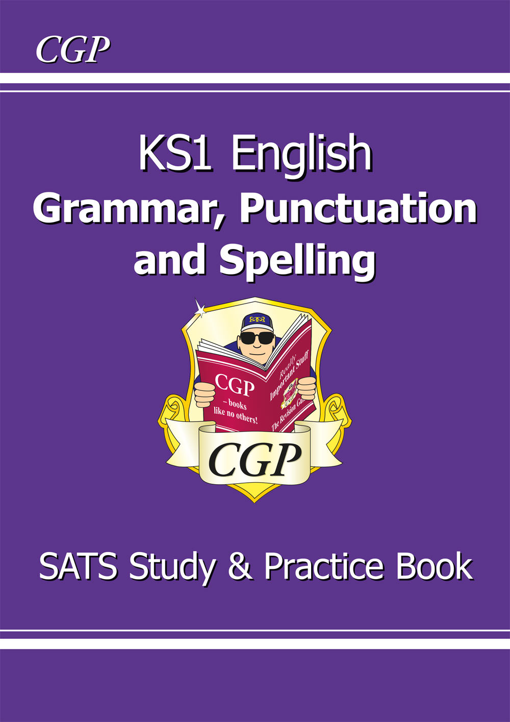 EGR11 - KS1 English Grammar, Punctuation & Spelling Study & Practice Book