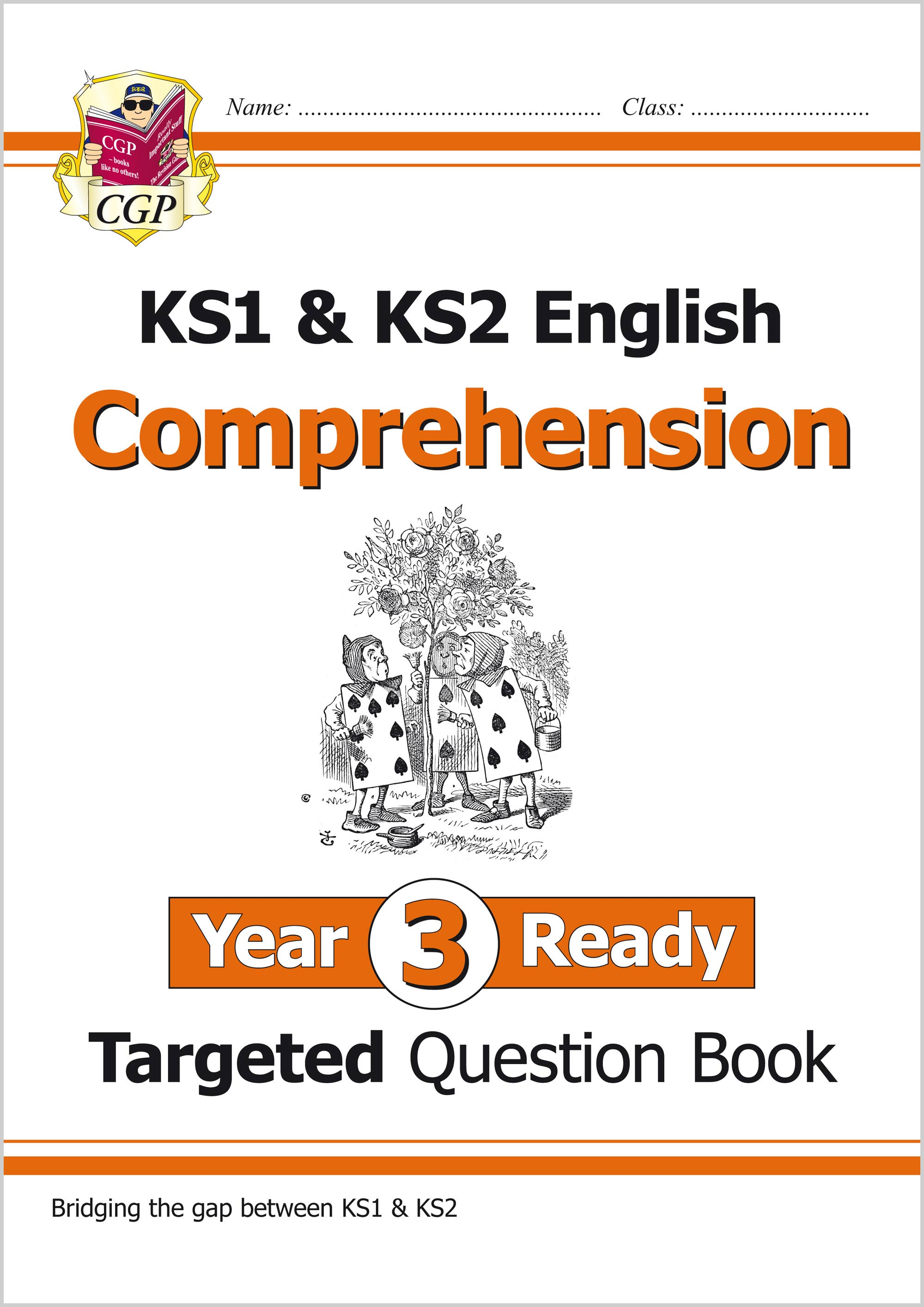 EH2CW11 - New KS1 & KS2 English Targeted Question Book: Comprehension - Year 3 Ready