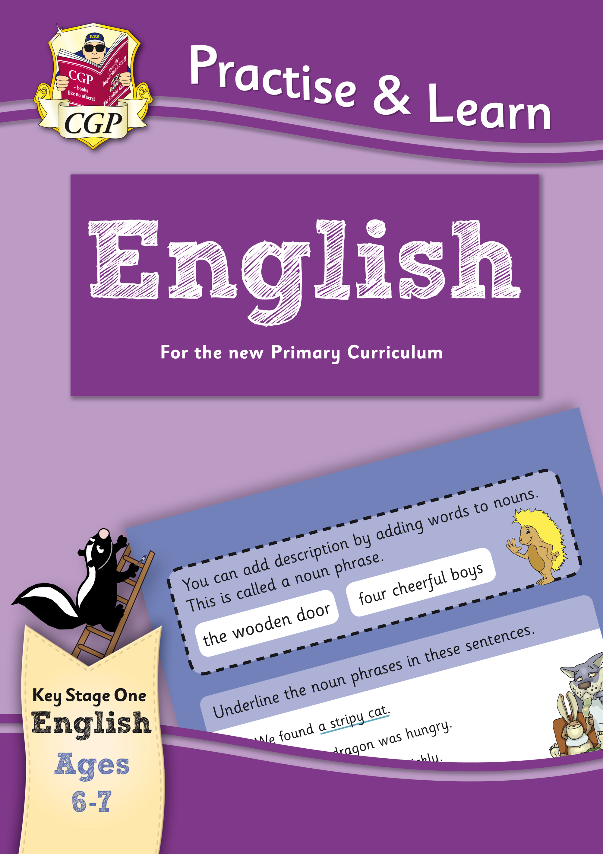 EP2Q12 - New Practise & Learn: English for Ages 6-7
