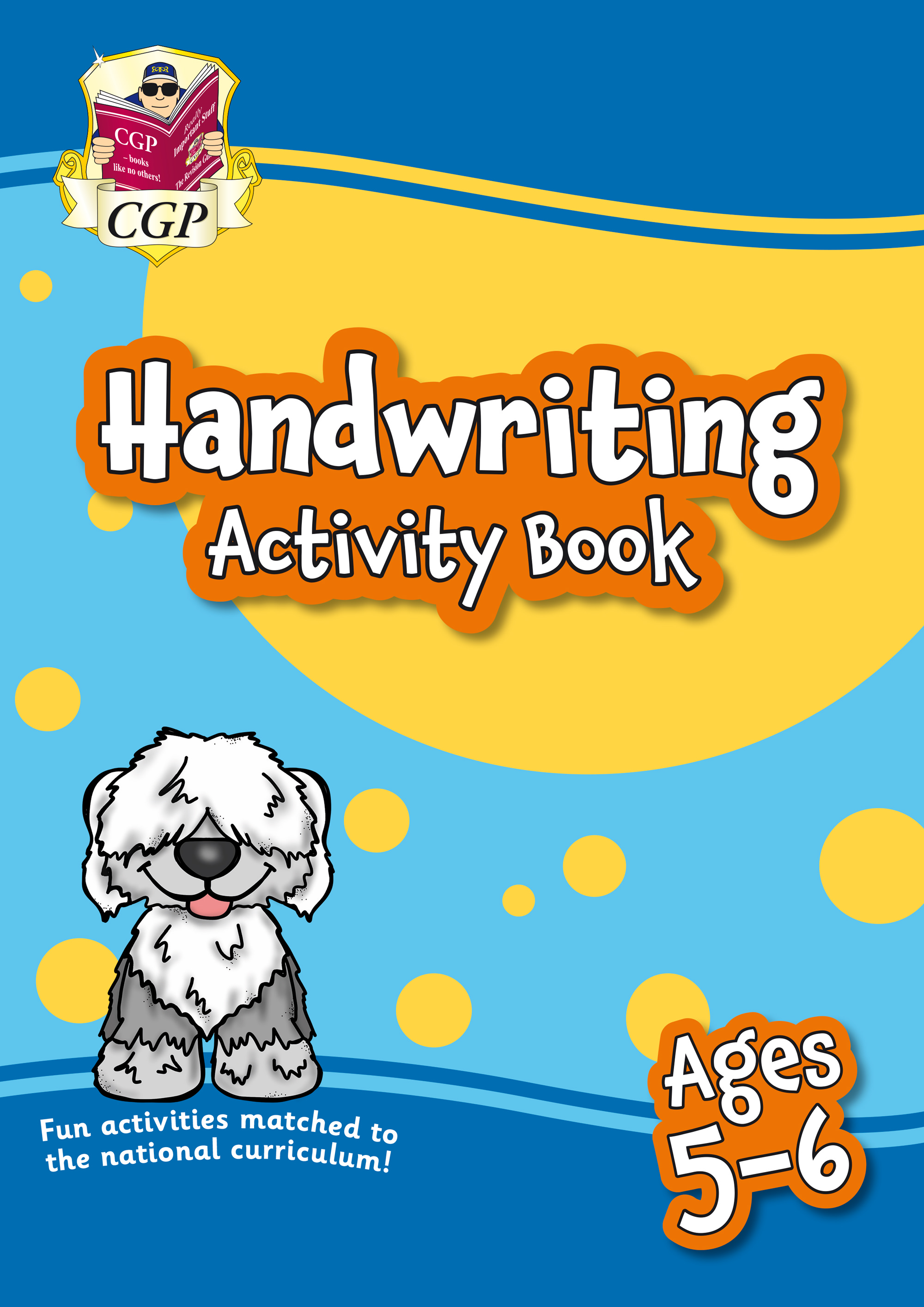 EPF1H11 - New Handwriting Home Learning Activity Book for Ages 5-6