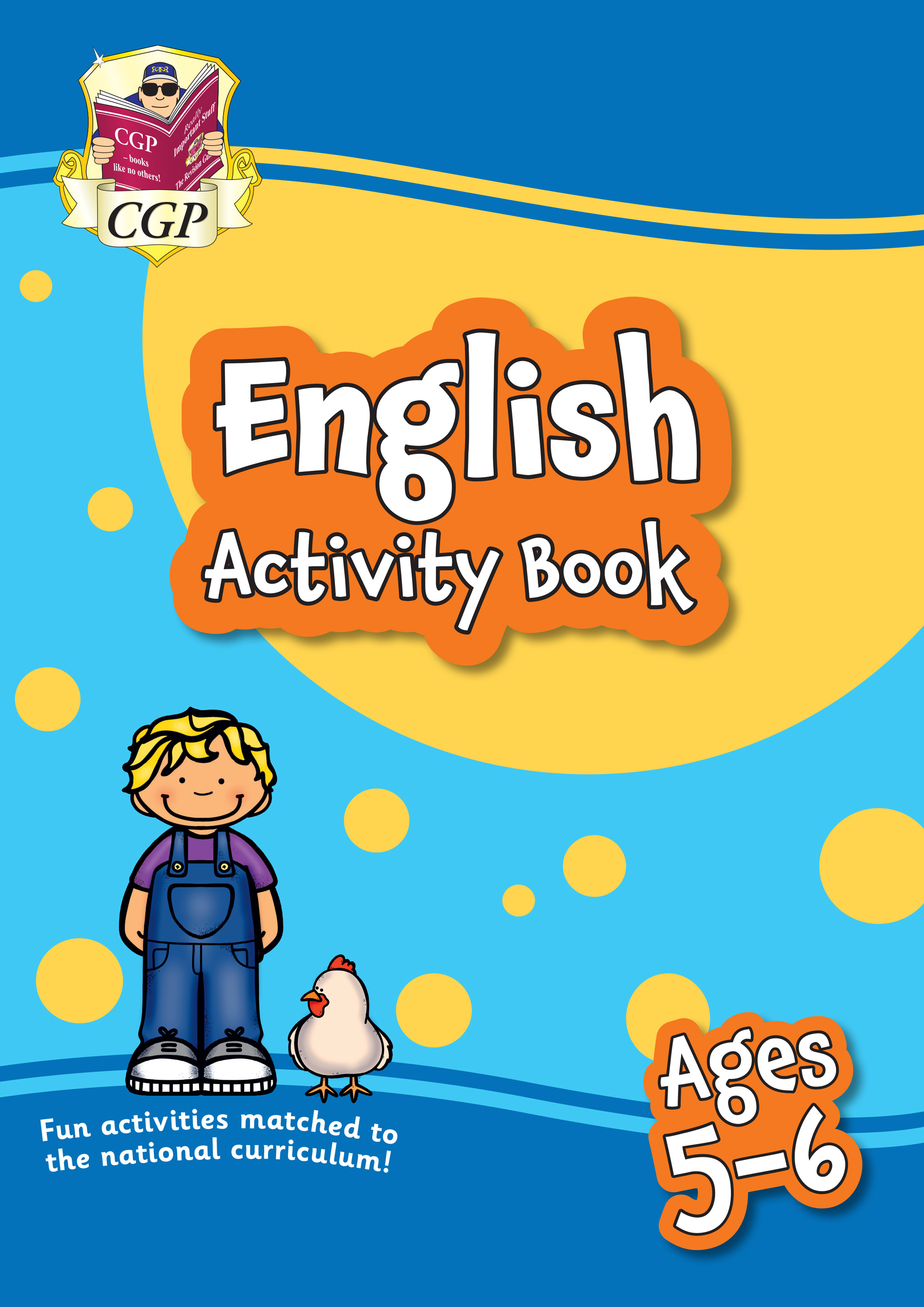EPF1Q11 - New English Home Learning Activity Book for Ages 5-6